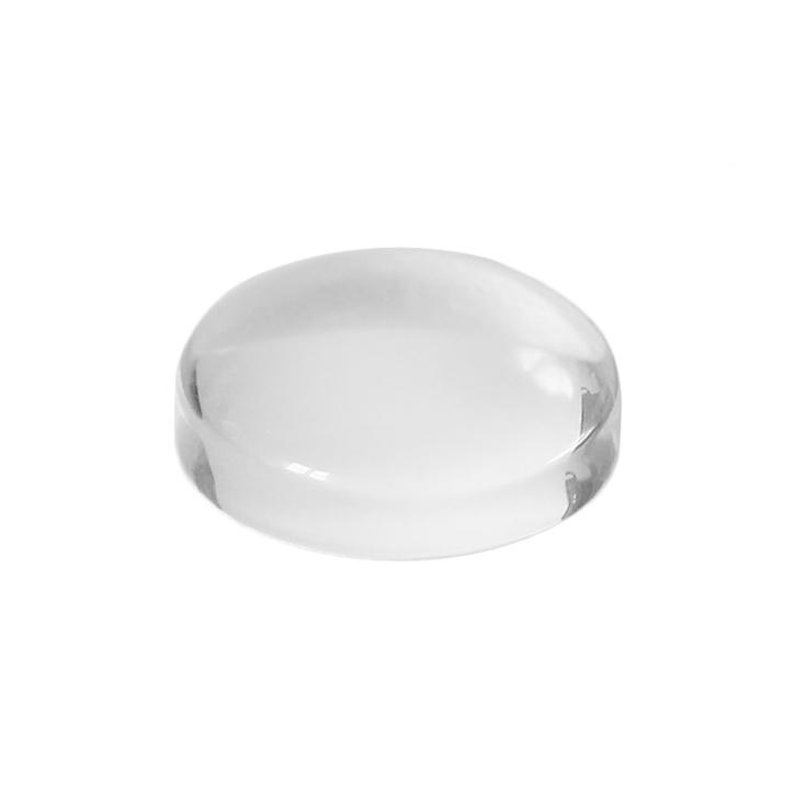 Cabochon Glas Klebestein 8-30mm