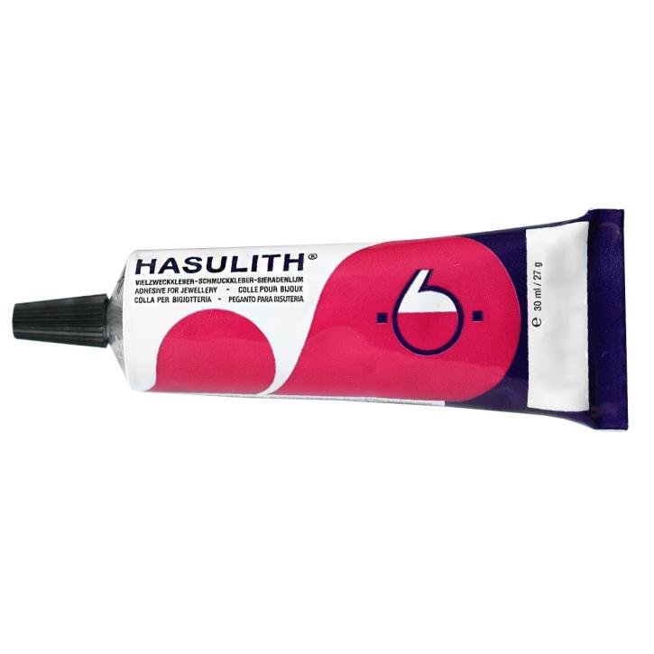 Hasulith Schmuckkleber 30ml / 27g Tube