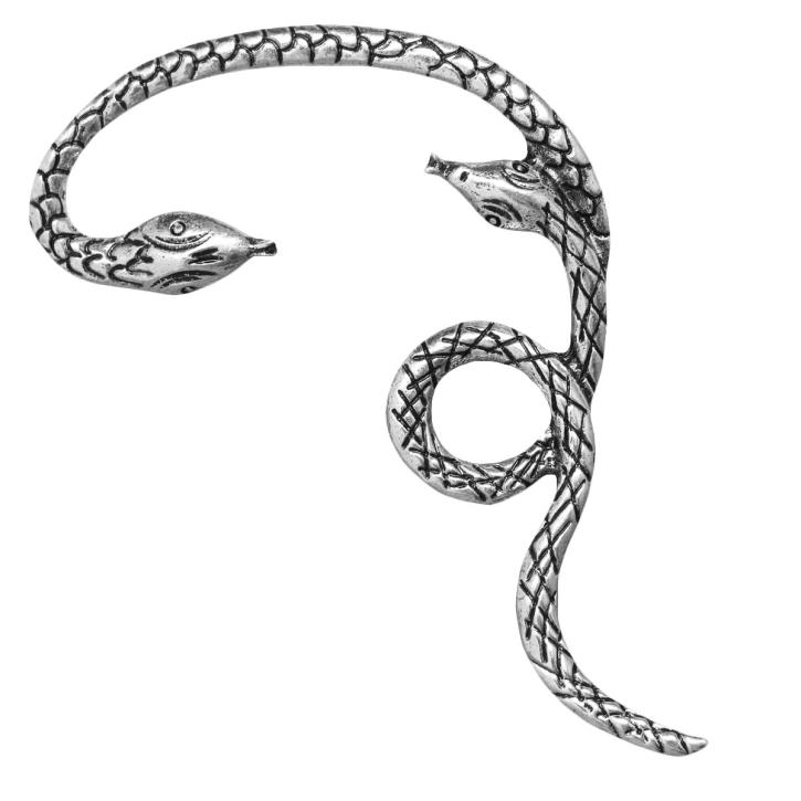 Modeschmuck Ohrstecker Schlangen Ohrklemme Ear Cuff