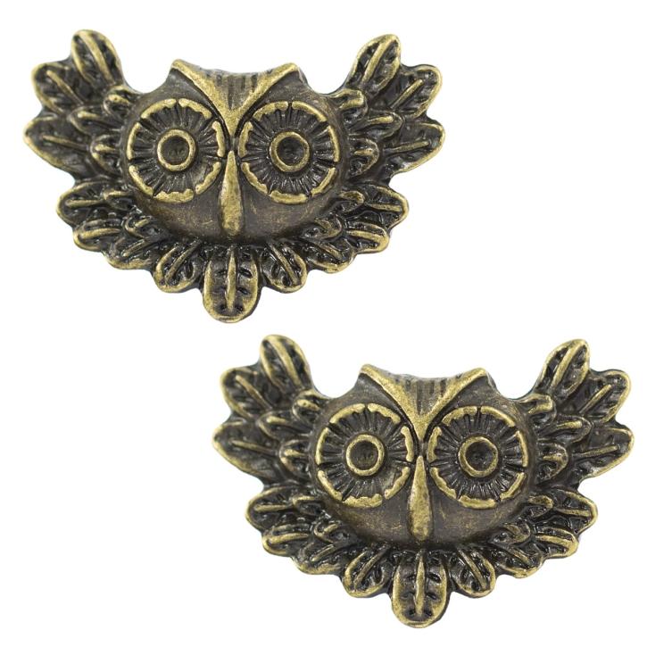 Modeschmuck Ohrstecker fliegende Eule