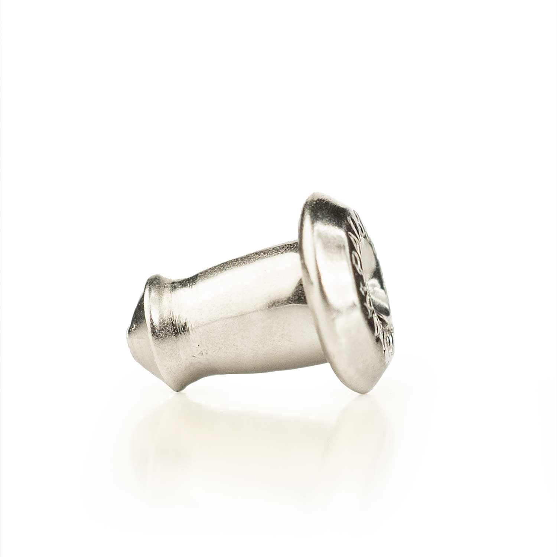10 x Erstohrstecker Ohrring Verschluss Studex Ohrmutter 316L Chirugenstahl 7mm