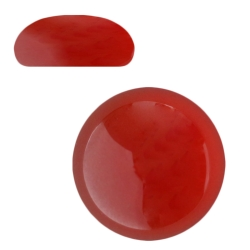 Carneol Cabochon Klebstein 4mm rot