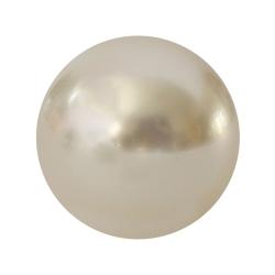Imitierte Perle angebohrt Swarovski Elements in creme 4mm
