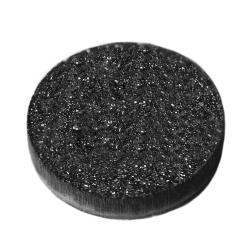 LUXCERA Plättchen für Ohrstecker Rohlinge 8-10mm