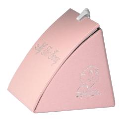 My First Earring Geschenkbox in pink