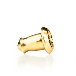 Verschluss für Ohrstecker Steckerhalter 585 Gelbgold 14ct