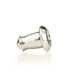 Verschluss für Ohrstecker Steckerhalter 925 Sterling Silber