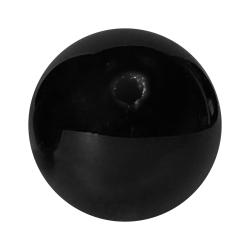 10 x Onyx Kugel angebohrt oder durchbohrt Perlengröße 3-12mm