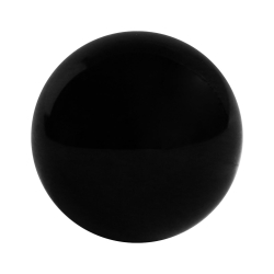 Onyx Kugel angebohrt oder durchbohrt Perlengröße 3-12mm