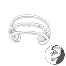 Ear Cuff 925 Sterling Silber Ohrmanschette
