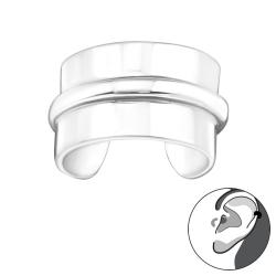 925 Sterling Silber Ear Cuff Ohrklemme