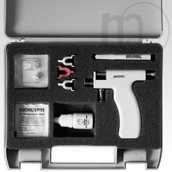 Studex Plus Starter Kit Ohrlochpistole mit Zubehör im Koffer