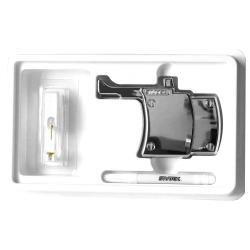 Studex Ohrlochpistole Chrom für Ohrstecker System 75
